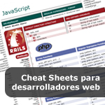 Cheat Sheets para desarrolladores web