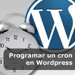 Cómo programar un cron en Wordpress