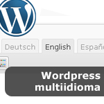 Wordpress multiidioma